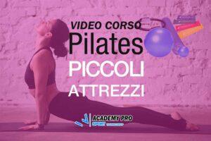Video corso pilates piccoli attrezzi